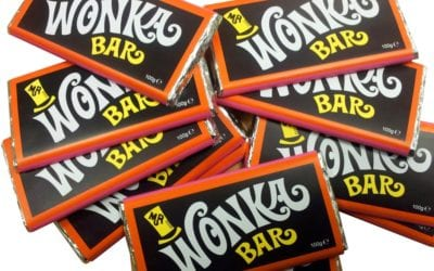 Willy Wonka's golden marketing advice!